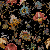 Artemis by House Of Hackney - Black : Wallpaper Direct
