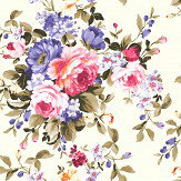 Clarke & Clarke Emeline Multi Wallpaper