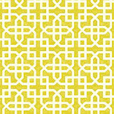 Clarke & Clarke Monserrat Citron Wallpaper