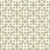 Clarke & Clarke Monserrat Taupe Wallpaper