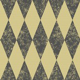 Clarke & Clarke Tortola Charcoal Wallpaper - Product code: W0087/01