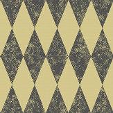 Clarke & Clarke Tortola Charcoal Wallpaper