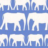 Andrew Martin Nell Denim Wallpaper - Product code: NE01-DENIM