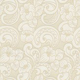 Albany Trieste Swirl Pattern Natural Wallpaper