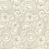 Albany Trieste Swirl Pattern Ivory Wallpaper - Product code: 2143