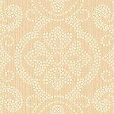 Today Interiors Damask Beige Wallpaper