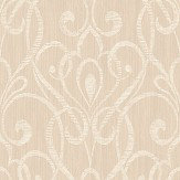 Today Interiors Heart Trail Pale Pink Wallpaper
