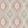 Albany San Marino Motif Pink / Lilac Wallpaper