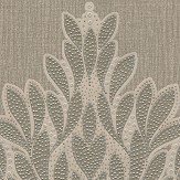 Albany Jewel Motif Mocca Wallpaper - Product code: 960