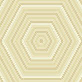 Today Interiors Octagon Beige Wallpaper