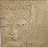 Arthouse Buddha Gold Glitter Art - Product code: 004299