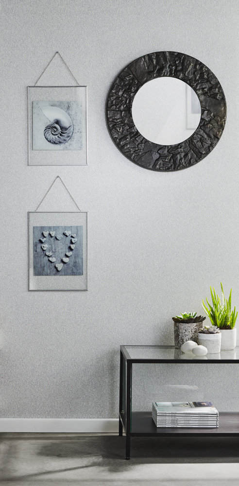 Arthouse Mono Shell Grey Art - Product code: 004332