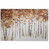 Arthouse Copper Birch Art