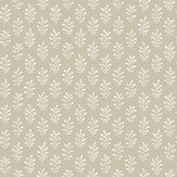 Eco Wallpaper Blockprint Beige Wallpaper