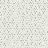 Eco Wallpaper Flos Grey Green Wallpaper