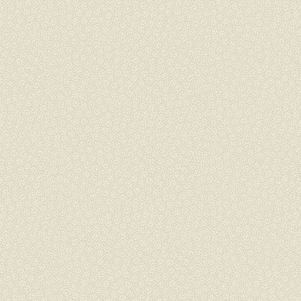 Eco Wallpaper Bellis  Pale Beige Wallpaper main image