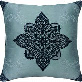 Sophie Conran Anise Cushion Black
