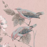 1838 Wallcoverings Rosemoor Blush Wallpaper