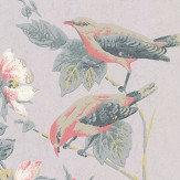 1838 Wallcoverings Rosemore Grey Wallpaper