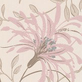 1838 Wallcoverings Fairhaven Blush Wallpaper