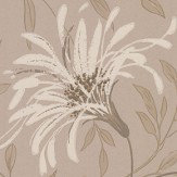 1838 Wallcoverings Fairhaven Taupe Wallpaper