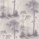 1838 Wallcoverings Prior Park Grey Wallpaper