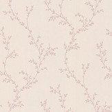 1838 Wallcoverings Milton Blush Wallpaper