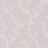 1838 Wallcoverings Milton Grey Wallpaper