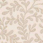 1838 Wallcoverings Audley Beige Wallpaper