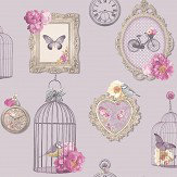 Arthouse Madeline Heather Wallpaper