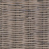 Galerie Rustic Rattan Grey / Brown Wallpaper