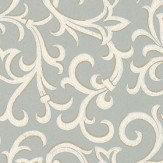 1838 Wallcoverings Brodsworth Eau De Nil Wallpaper