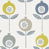 Scion Pepino Limeade / Hemp / Glacier Wallpaper - Product code: 111544