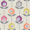 Scion Pepino Bilberry / Dijon / Rhubarb Wallpaper main image