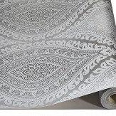 Albany Kismet Silver Wallpaper