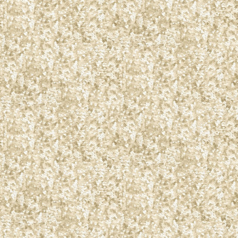 Lipsy London Glitter Sequins Gold Wallpaper main image