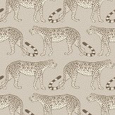 Cole & Son Leopard Walk Stone Wallpaper - Product code: 109/2012