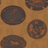 Cole & Son Matrinah Ochre Wallpaper - Product code: 109/4022