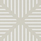 Harlequin Radial Linen and Chalk Wallpaper - Product code: 111554