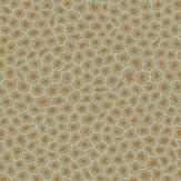 Cole & Son Senzo Spot Olive Wallpaper