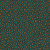 Cole & Son Senzo Spot Petrol Wallpaper - Product code: 109/6033