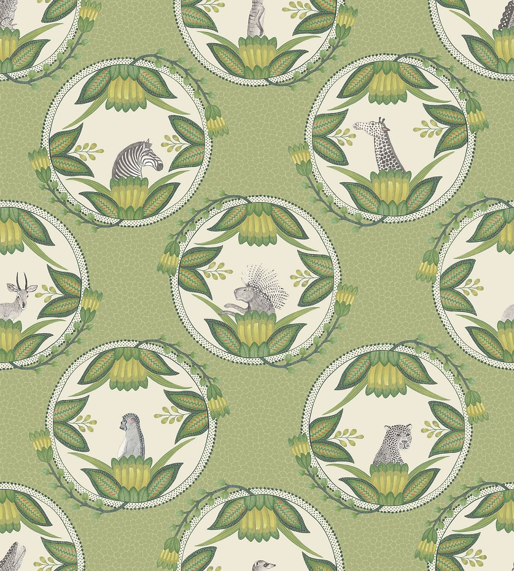 Wallpaper Direct: Ardmore Cameos By Cole & Son