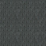 Cole & Son Nalina Charcoal Wallpaper