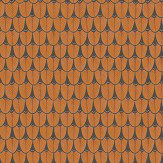 Cole & Son Narina Burnt Orange Wallpaper - Product code: 109/10050