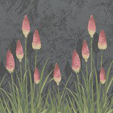 Little Greene Upper Brook Street Minuit Mural - Product code: 0251UBMINUI