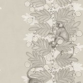 Cole & Son Acacia Stone & White Wallpaper