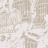 Belynda Sharples Linen Union Birdcage 01 Neutral Fabric
