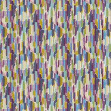 Harlequin Trattino  Heather, Grape and Mustard Fabric - Product code: 120516