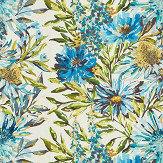 Harlequin Floreale Turquoise, Ocean & Marine Fabric
