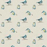 Harlequin Persico Indigo, Lime & Sky Fabric